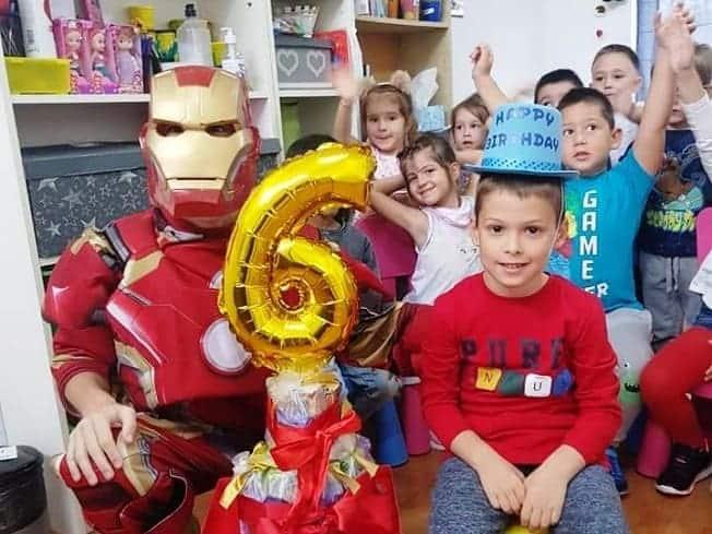 animatori petreceri copii superparty